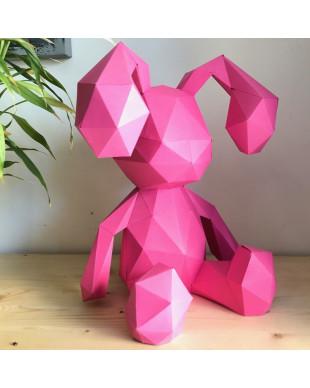 Pliage papier Origami Akyrès - Lapin