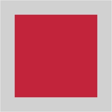 Rouge / Argenté