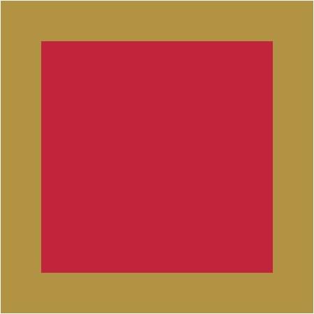 Rouge / Doré
